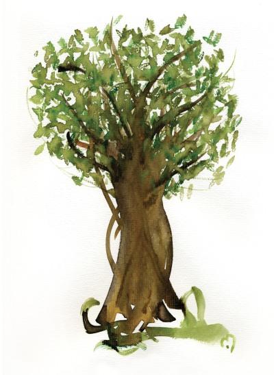 fortune tree #3©marina kanavaki