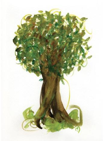 fortune tree #4©marina kanavaki