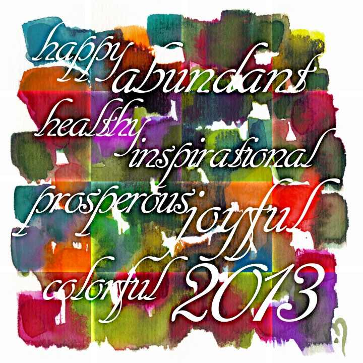 2013 wishes!