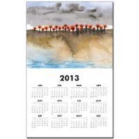 The Woods IV Calendar Print 1