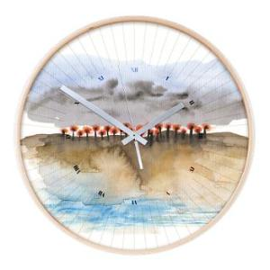 the_woods_iv_wall_clock
