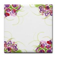 atom_flowers_36_tile_coaster