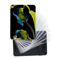 atom_flowers_3_leather_card_holder
