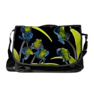 atom_flowers_3_messenger_bag