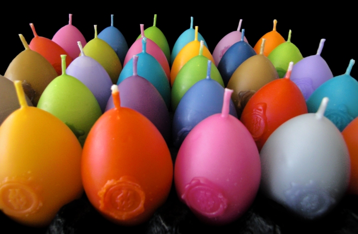 Marina's Easter eggs