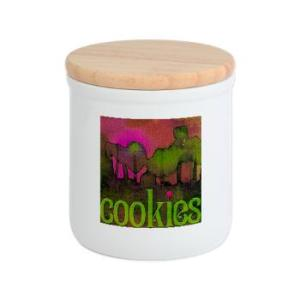 the_woods_ii_magenta_cookie_jar