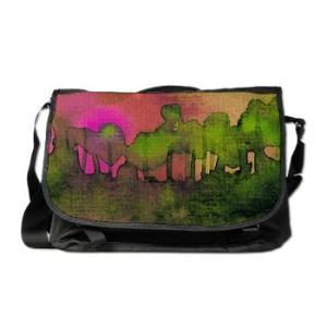 the_woods_ii_magenta_messenger_bag