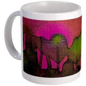 the_woods_ii_magenta_mug