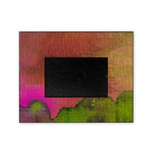 the_woods_ii_magenta_picture_frame
