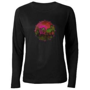 the_woods_ii_magenta_tshirt-1
