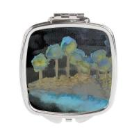 trees_by_the_sea_2_square_compact_mirror