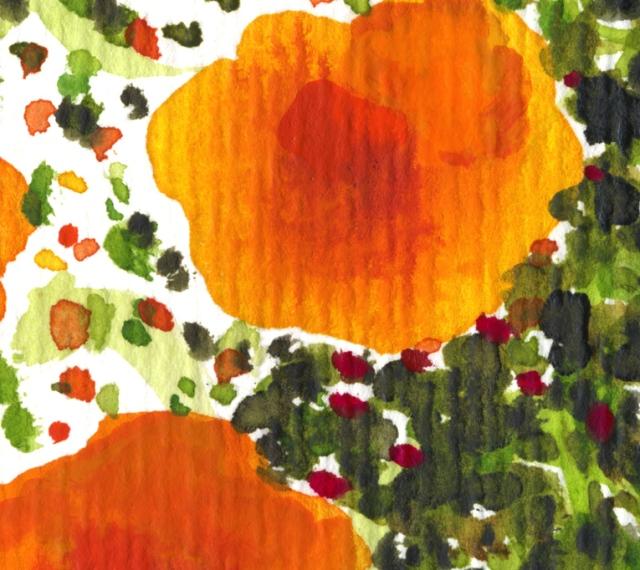 Paths of Color [red, orange and yellow] det1 ©Marina Kanavaki