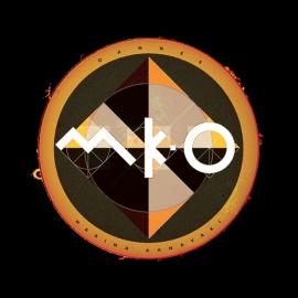 logo mk-o -sun