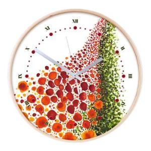 paths_of_color_rog_wall_clock