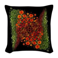 paths_of_color_rog_woven_throw_pillow_black
