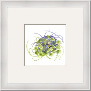 Atom-Flowers-No13_framed art