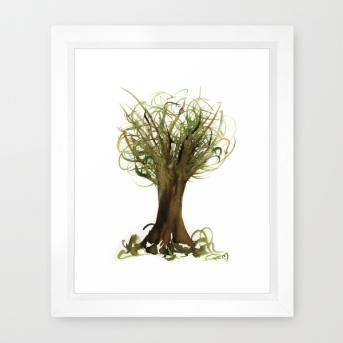 fortune tree 2 s6 framed