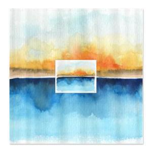 orange_rays_permeate_shower_curtain