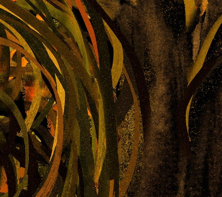 Forest No4 det2 ©Marina Kanavaki