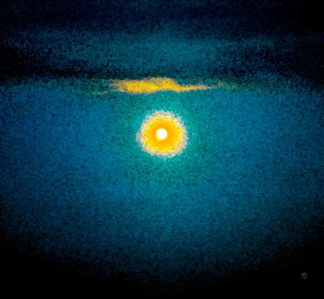 full moon october 2014 © marina kanavaki