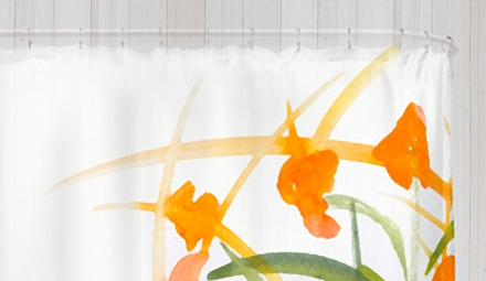 shower curtains featured