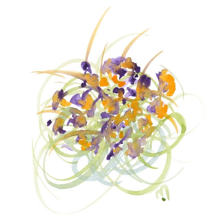 atom flowers #15 © Marina Kanavaki