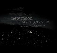 february new moon 2015l