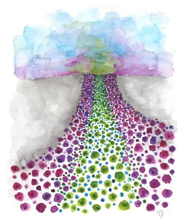 paths of color III © marina kanavaki l