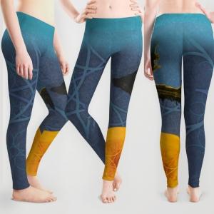 aquamarina-three-leggings