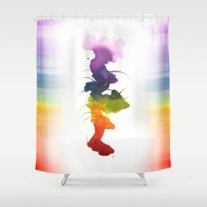 little-chakra-tree-shower-curtains