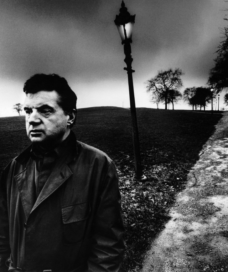 Francis Bacon, photographed by Bill Brandt